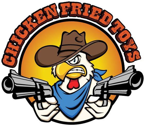 Chicken Fried Toys | Dime Novel Legends