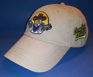 chicken fried toys hat unconstructed